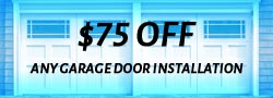 Garage Door Installation Kendall
